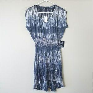 NWT Express Shades of Gray Dress